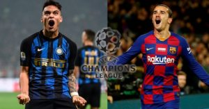 Barcelona vs Inter Champions 2019 En Vivo por Fox Sports